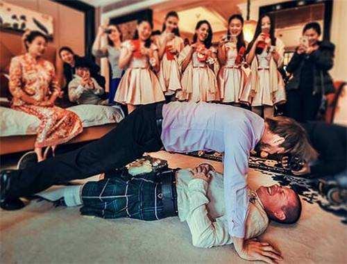 婚礼现场小孩互动游戏_婚礼酒席现场互动游戏