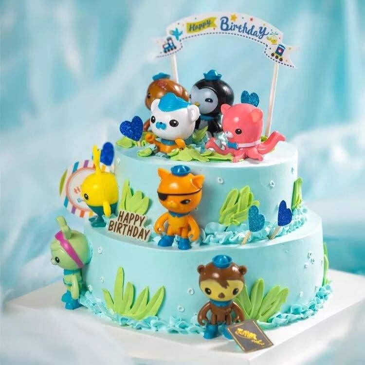 男孩周岁主题蛋糕图片大全_宝宝周岁要办酒吗