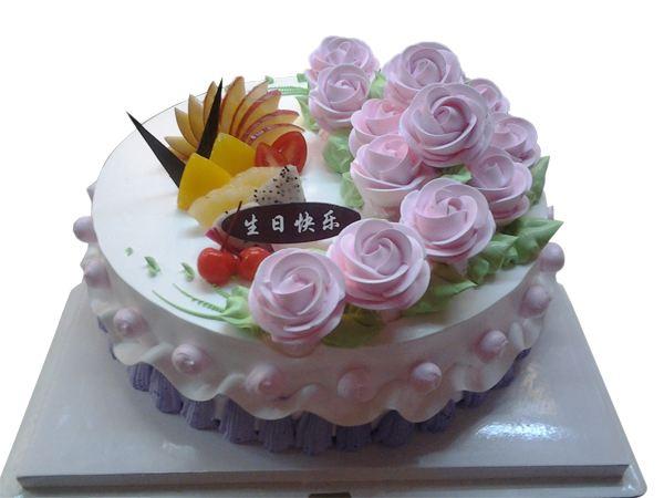 代表友情生日蛋糕图片_关于友情的生日蛋糕