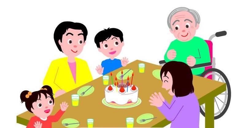 2020给爸爸过生日的英语作文_过生日的英语作文