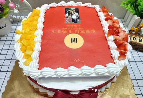 祝孙子生日快乐动图_会吐钱的生日蛋糕图片大全