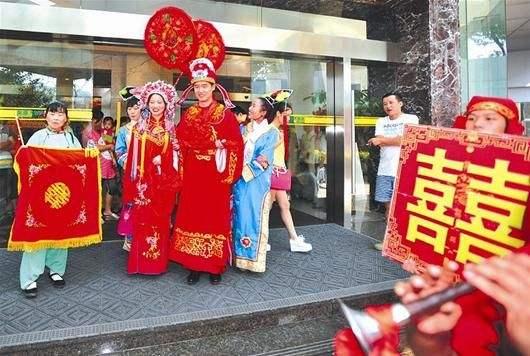 湖北鄂州结婚风俗_黄石结婚风俗