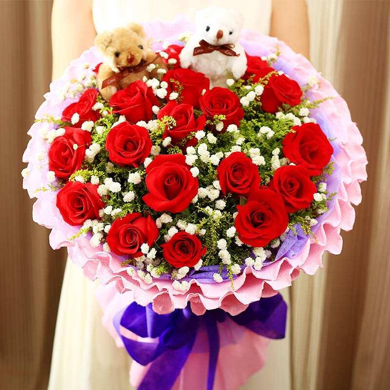 女朋友生日花语大全_女朋友过生日什么时候送花合适