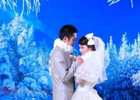 冬天下雪婚礼开场白_冬天婚礼开场白