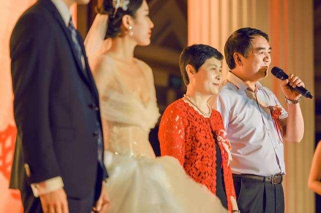 2019婚礼新娘父亲祝词_父亲为儿子婚礼祝词