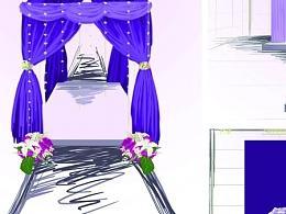 最强婚礼手绘马克笔怎么买_最强婚礼手绘视频课程全系包砍价大作战