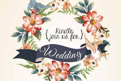 婚礼敬酒主持,抖音古装婚礼卡通图片