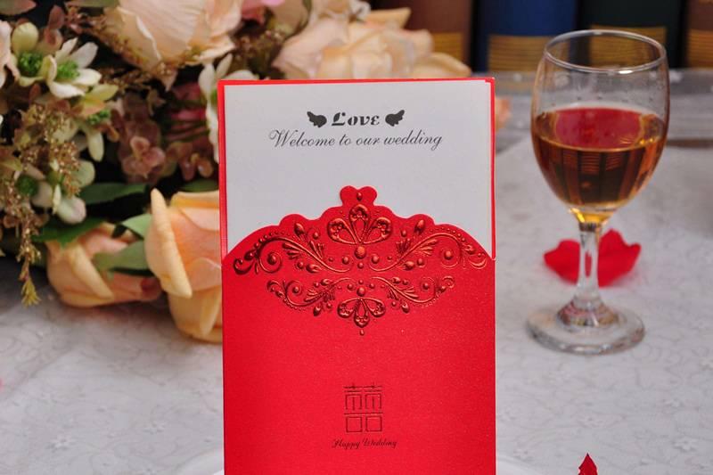网上制作结婚请帖,渝州宾馆婚宴价格菜单