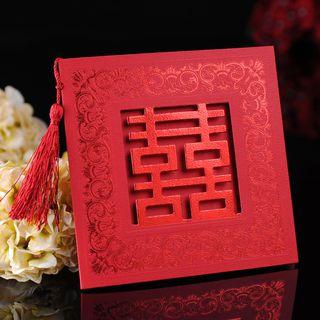 怎么写一封完整的结婚请帖?需要包含哪些内容呢?
