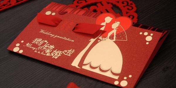 中国人讲究礼仪之邦 喜帖封面怎么写称呼