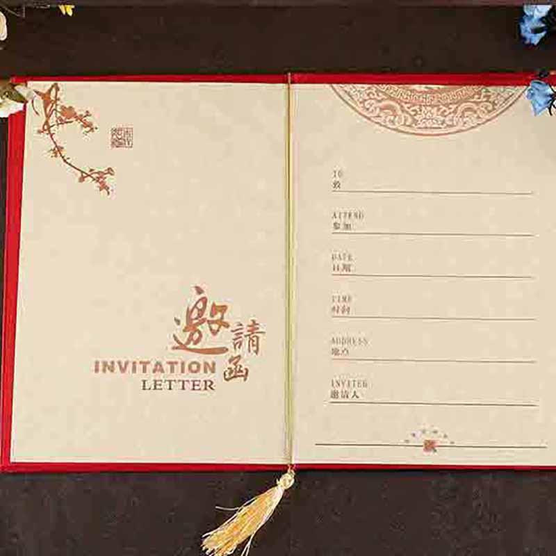 微信生日邀请函应该怎么写?有哪些好的邀请函范文?