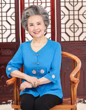 70岁老太太生日祝福语 祝福70岁的老太太生日快乐