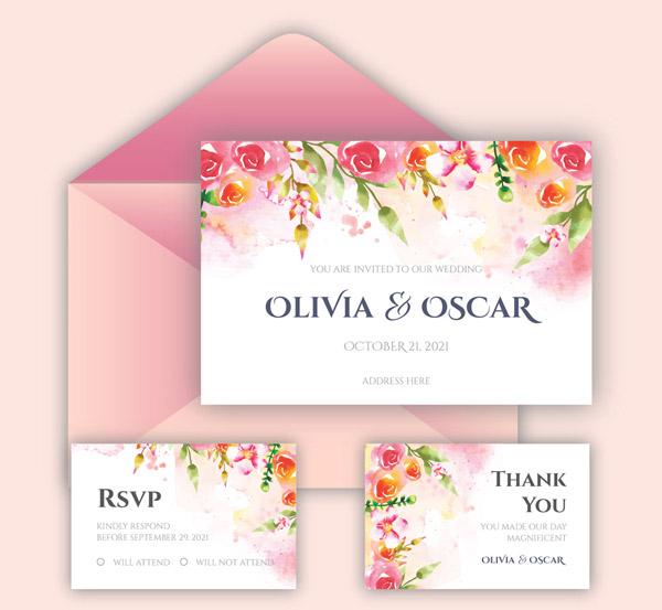 传统文化的邀请卡需要精心制作 使用平台设计操作更简单